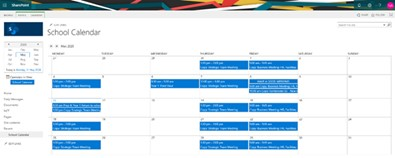 Sync your state school calendar to Outlook