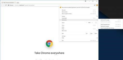 Adding bookmarks from Internet Explorer to Chrome or Edge
